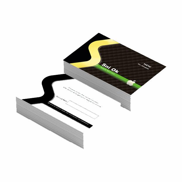 کارت اپل آیدی بسته 50 عددی مدل Sniok